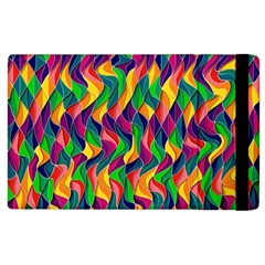 Artwork By Patrick Colorful 44 Apple Ipad 2 Flip Case