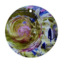 June Gloom 1 Ornament (round) by bestdesignintheworld