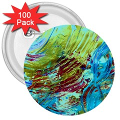 June Gloom 12 3  Buttons (100 Pack)  by bestdesignintheworld