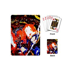 Smashed Butterfly 8 Playing Cards (mini)  by bestdesignintheworld