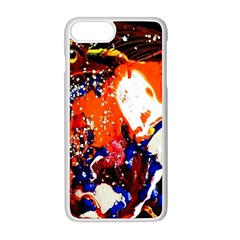 Smashed Butterfly 8 Apple Iphone 8 Plus Seamless Case (white) by bestdesignintheworld