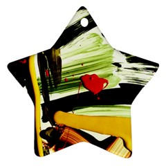 Grave Yard 5 Ornament (star) by bestdesignintheworld