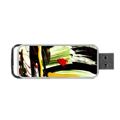 Grave Yard 5 Portable Usb Flash (two Sides) by bestdesignintheworld