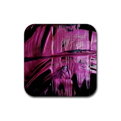 Foundation Of Grammer 3 Rubber Coaster (square)  by bestdesignintheworld
