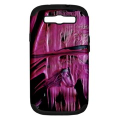 Foundation Of Grammer 3 Samsung Galaxy S Iii Hardshell Case (pc+silicone) by bestdesignintheworld