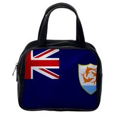 Flag Of Anguilla Classic Handbags (one Side) by abbeyz71