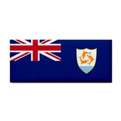 Flag Of Anguilla Hand Towel by abbeyz71