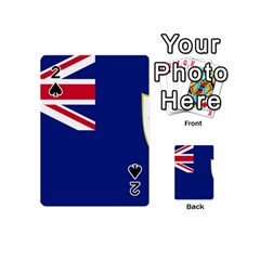 Flag Of Anguilla Playing Cards 54 (mini)  by abbeyz71