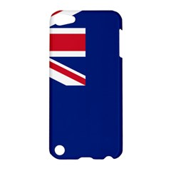 Flag Of Anguilla Apple Ipod Touch 5 Hardshell Case by abbeyz71