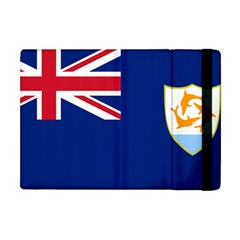 Flag Of Anguilla Apple Ipad Mini Flip Case by abbeyz71