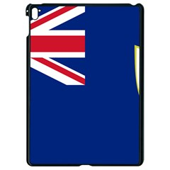 Flag Of Anguilla Apple Ipad Pro 9 7   Black Seamless Case by abbeyz71