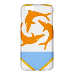 Coat Of Arms Of Anguilla Apple Iphone 6 Plus/6s Plus Hardshell Case by abbeyz71