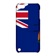 Flag Of Ascension Island Apple Ipod Touch 5 Hardshell Case With Stand by abbeyz71