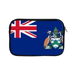 Flag Of Ascension Island Apple Ipad Mini Zipper Cases by abbeyz71