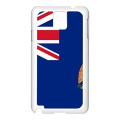 Flag Of Ascension Island Samsung Galaxy Note 3 N9005 Case (white)