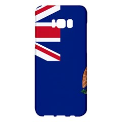 Flag Of Ascension Island Samsung Galaxy S8 Plus Hardshell Case