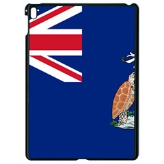Flag Of Ascension Island Apple Ipad Pro 9 7   Black Seamless Case