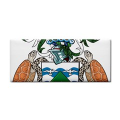 Flag Of Ascension Island Hand Towel