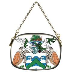 Flag Of Ascension Island Chain Purses (two Sides)