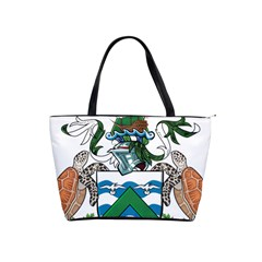 Flag Of Ascension Island Shoulder Handbags