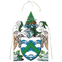 Flag Of Ascension Island Full Print Aprons