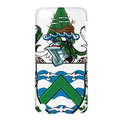 Flag Of Ascension Island Apple Ipod Touch 5 Hardshell Case by abbeyz71