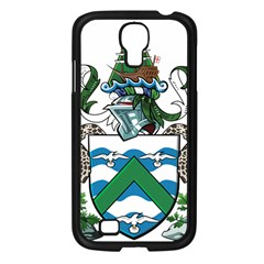 Flag Of Ascension Island Samsung Galaxy S4 I9500/ I9505 Case (black)