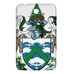 Flag Of Ascension Island Samsung Galaxy Tab 3 (7 ) P3200 Hardshell Case