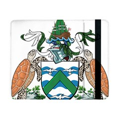 Flag Of Ascension Island Samsung Galaxy Tab Pro 8 4  Flip Case