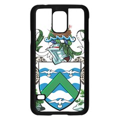 Flag Of Ascension Island Samsung Galaxy S5 Case (black)