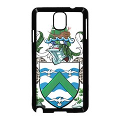 Flag Of Ascension Island Samsung Galaxy Note 3 Neo Hardshell Case (black)