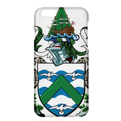 Flag Of Ascension Island Apple Iphone 6 Plus/6s Plus Hardshell Case by abbeyz71