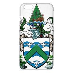 Flag Of Ascension Island Iphone 6 Plus/6s Plus Tpu Case by abbeyz71