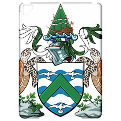 Flag Of Ascension Island Apple Ipad Pro 9 7   Hardshell Case
