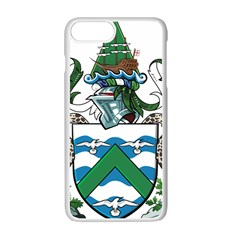 Flag Of Ascension Island Apple Iphone 7 Plus Seamless Case (white)