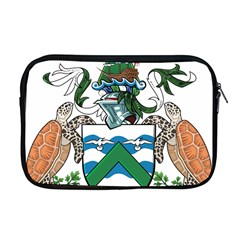 Flag Of Ascension Island Apple Macbook Pro 17  Zipper Case