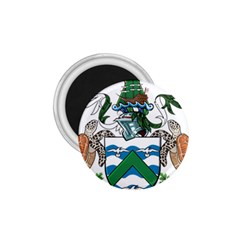 Coat Of Arms Of Ascension Island 1 75  Magnets