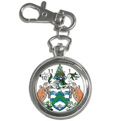 Coat Of Arms Of Ascension Island Key Chain Watches