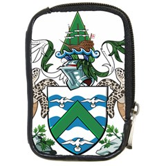 Coat Of Arms Of Ascension Island Compact Camera Cases