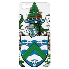 Coat Of Arms Of Ascension Island Apple Iphone 5 Hardshell Case
