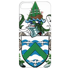 Coat Of Arms Of Ascension Island Apple Iphone 5 Classic Hardshell Case