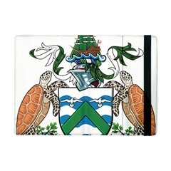 Coat Of Arms Of Ascension Island Apple Ipad Mini Flip Case