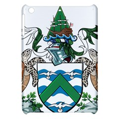 Coat Of Arms Of Ascension Island Apple Ipad Mini Hardshell Case by abbeyz71