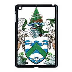 Coat Of Arms Of Ascension Island Apple Ipad Mini Case (black) by abbeyz71
