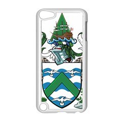 Coat Of Arms Of Ascension Island Apple Ipod Touch 5 Case (white)