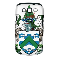 Coat Of Arms Of Ascension Island Samsung Galaxy S Iii Classic Hardshell Case (pc+silicone)