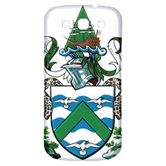 Coat Of Arms Of Ascension Island Samsung Galaxy S3 S Iii Classic Hardshell Back Case