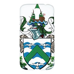 Coat Of Arms Of Ascension Island Samsung Galaxy S4 I9500/i9505 Hardshell Case by abbeyz71