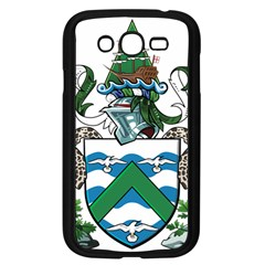 Coat Of Arms Of Ascension Island Samsung Galaxy Grand Duos I9082 Case (black)