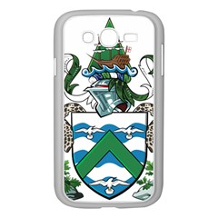 Coat Of Arms Of Ascension Island Samsung Galaxy Grand Duos I9082 Case (white)